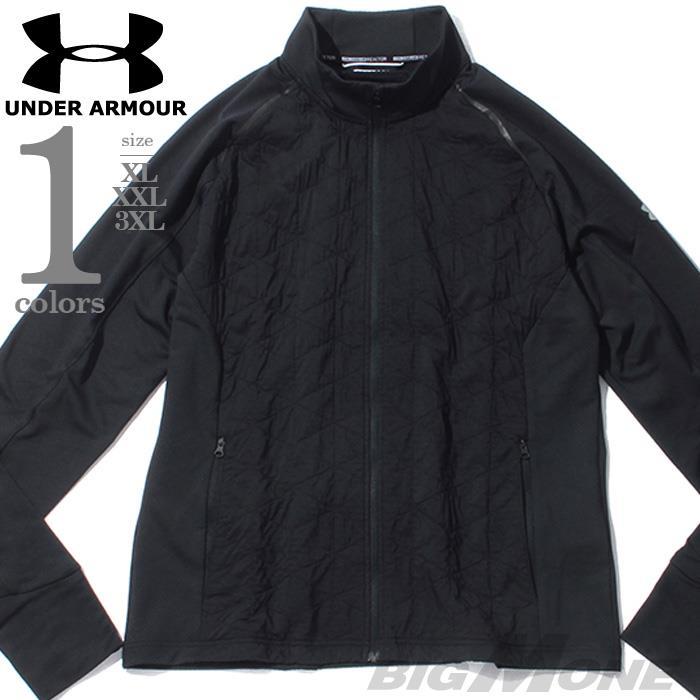 ブランドセール 大きいサイズ メンズ UNDER ARMOUR アンダーアーマー コールドギア リアクター ラン インサレート ジャケット スポーツウェア USA直輸入 1342707