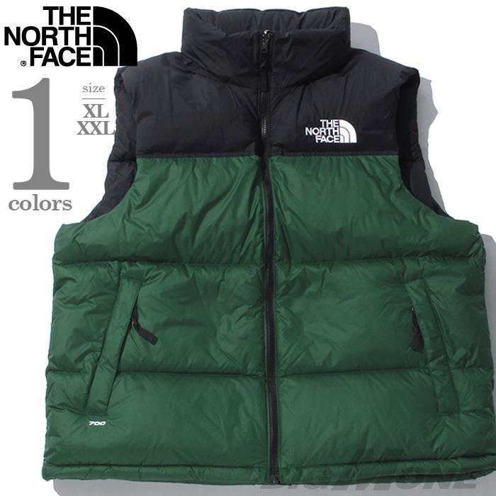 大きいサイズ メンズ THE NORTH FACE ザ ノース フェイス ダウン ベスト USA直輸入 nf0a3jqq