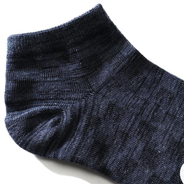 大きいサイズ メンズ DANIEL DODD 抗菌防臭 チェック柄 スニーカー ソックス 靴下 azsk-209032