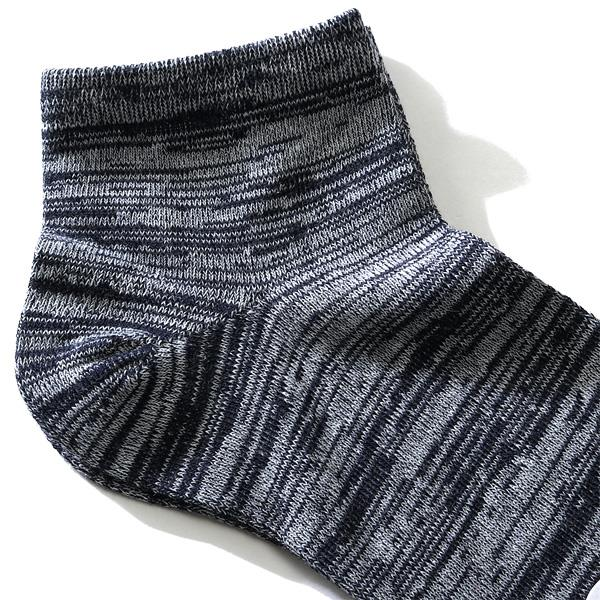 大きいサイズ メンズ DANIEL DODD 抗菌防臭 スニーカー ソックス 靴下 azsk-209033
