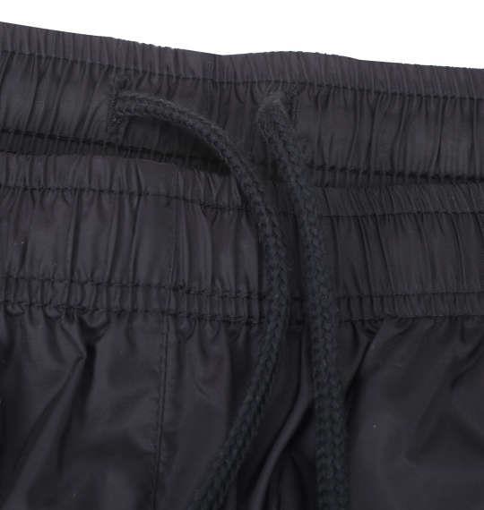 大きいサイズ メンズ SOUL SPORTS × 新日本プロレス 長袖 ブレーカー セット ブラック × レッド 1276-0112-1 3L 4L 5L 6L