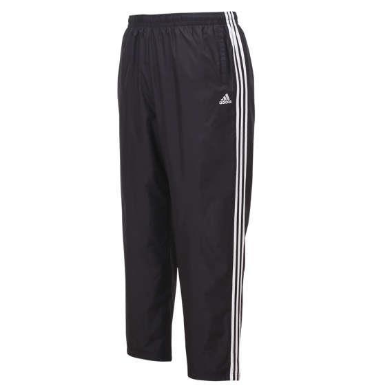 大きいサイズ メンズ adidas ウインド パンツ ブラック 1276-0154-2 3XO 4XO 5XO 6XO 7XO