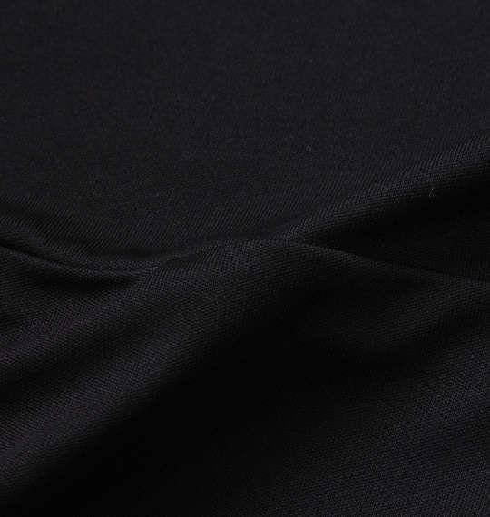 大きいサイズ メンズ LE COQ SPORTIF アクティブ ソフト スムース 半袖 Tシャツ ブラック 1278-0150-2 2L 3L 4L 5L 6L
