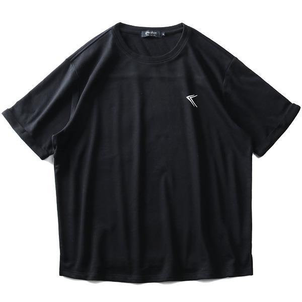 大きいサイズ メンズ LINKATION セットアップ 裏毛 半袖 Tシャツ アスレジャー スポーツウェア la-t2002102