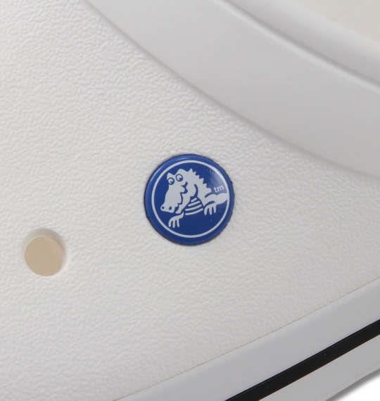 大きいサイズ メンズ crocs サンダル クロックバンドTM ホワイト 1140-9340-6 M11 M12 M13