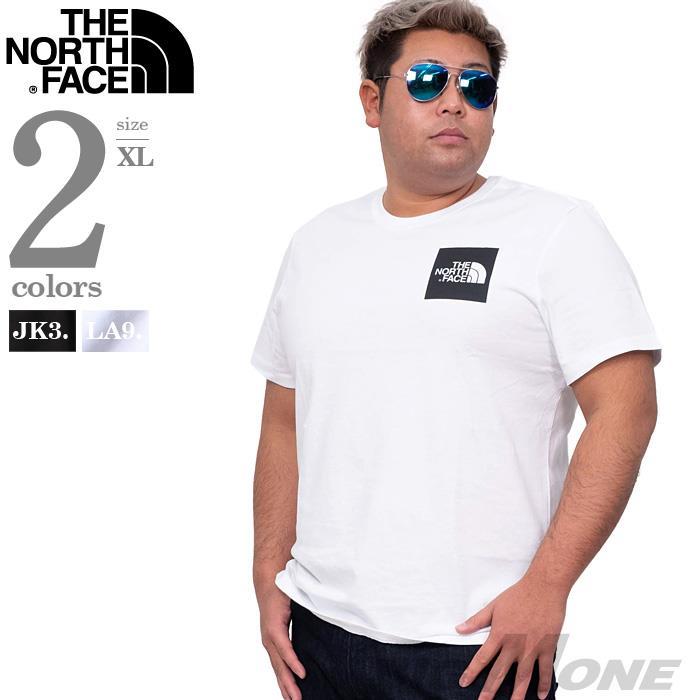 ブランドセール 大きいサイズ メンズ THE NORTH FACE ザ ノース フェイス プリント 半袖 Tシャツ USA直輸入 nf00ceq5