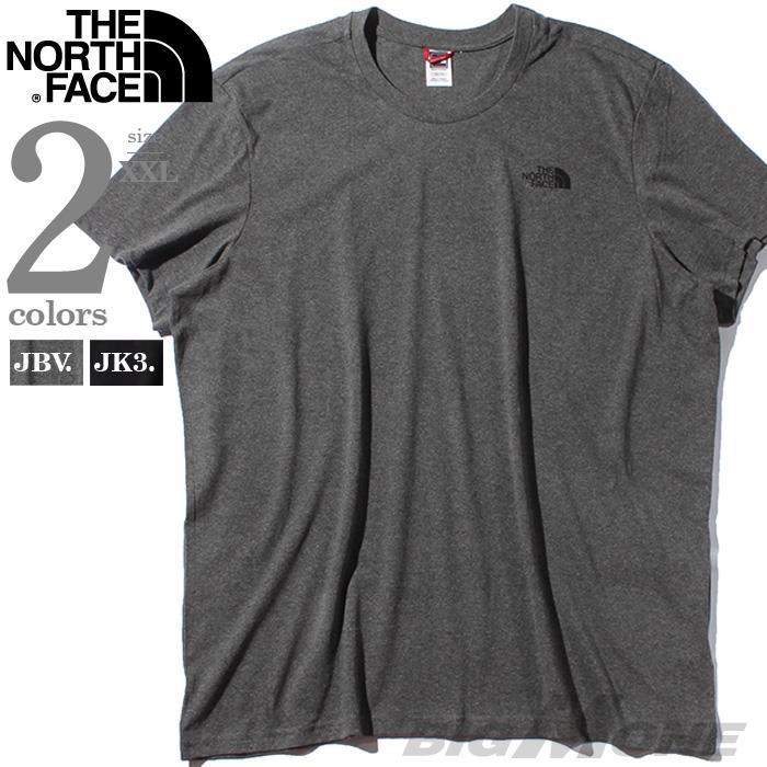 ブランドセール 大きいサイズ メンズ THE NORTH FACE ザ ノース フェイス プリント 半袖 Tシャツ USA直輸入 nf0a2tx5