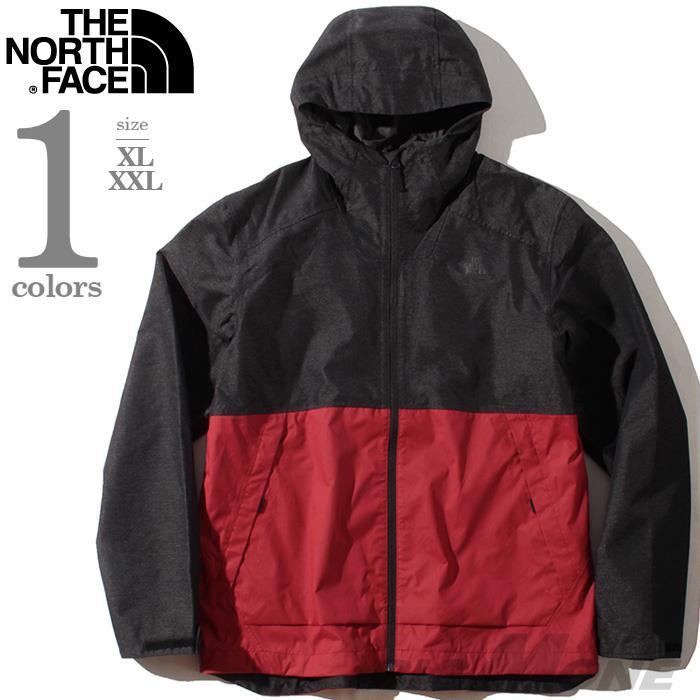 ブランドセール 大きいサイズ メンズ THE NORTH FACE ザ ノース フード付 フルジップ ジャケット USA直輸入 nf0a3snxht2
