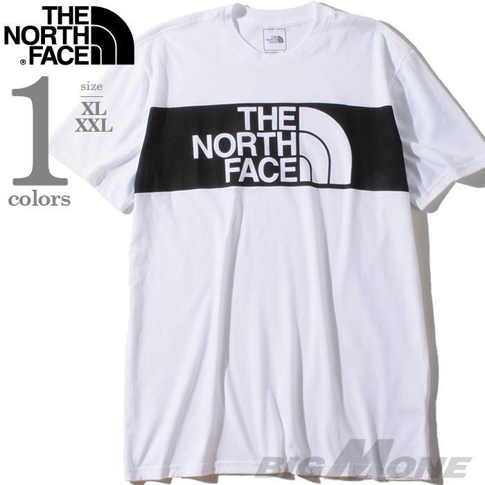 大きいサイズ メンズ THE NORTH FACE ザ ノース フェイス プリント 半袖 Tシャツ USA直輸入 nf0a3x92fn4
