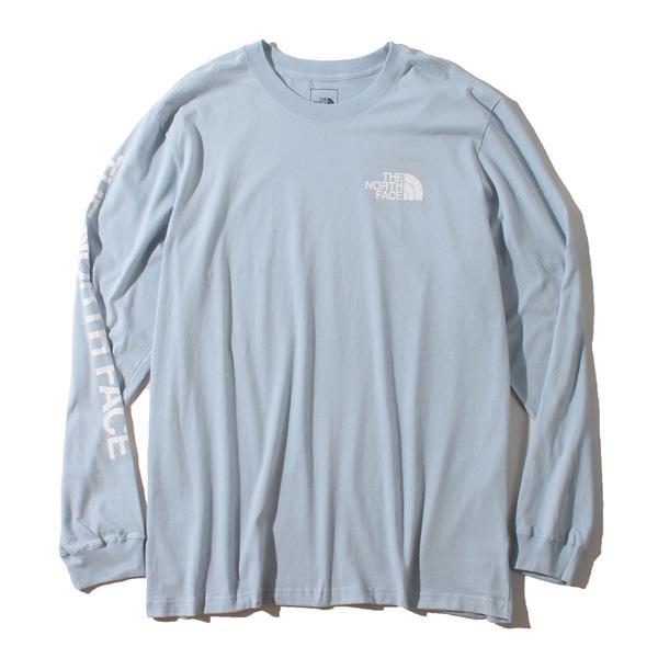 ブランドセール 大きいサイズ メンズ THE NORTH FACE ザ ノース フェイス プリント ロング Tシャツ USA直輸入 nf0a471khk3
