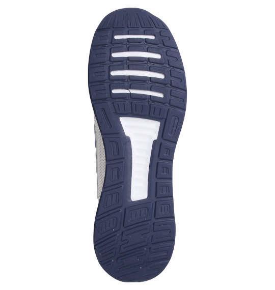 大きいサイズ メンズ adidas スニーカー FALCONRUN M オービットグレー 1240-0260-1 29 30 31 32
