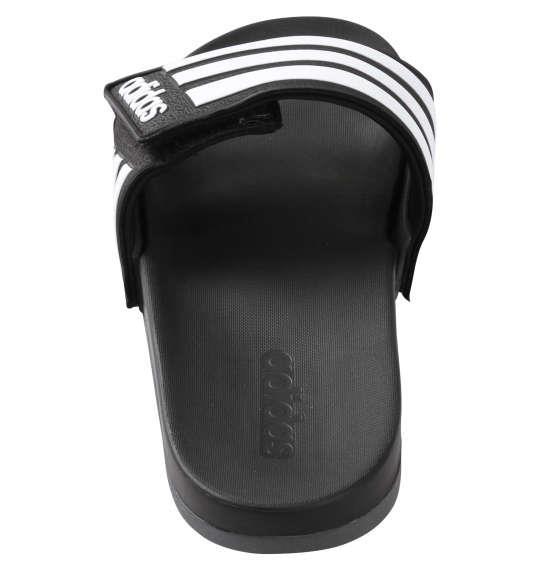 大きいサイズ メンズ adidas サンダル ADILETTE CF ADJ コアブラック 1240-0270-2 30.5 31.5 32.5 34.5 35.5