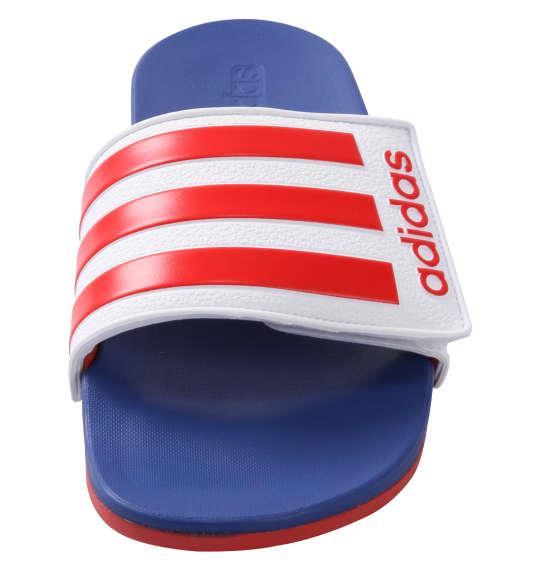 大きいサイズ メンズ adidas サンダル ADILETTE CF ADJ フットウェアホワイト 1240-0270-3 30.5 31.5 32.5 34.5 35.5