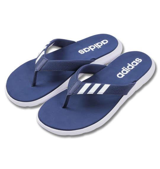 大きいサイズ メンズ adidas サンダル CF FLP SANDAL テックインディゴ 1240-0271-1 29.5 30.5 31.5