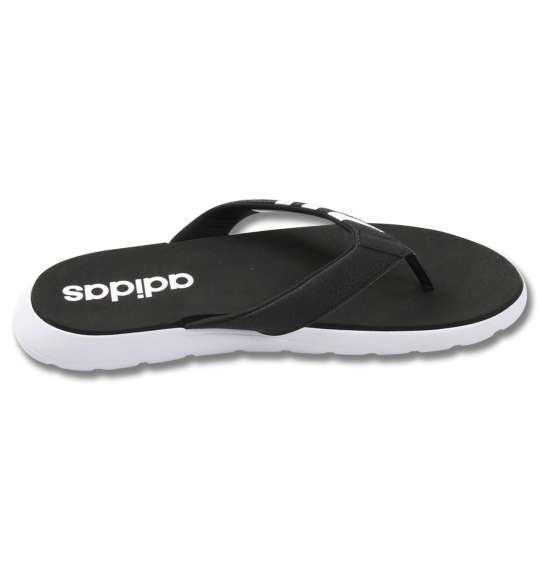大きいサイズ メンズ adidas サンダル CF FLP SANDAL コアブラック 1240-0271-2 29.5 30.5 31.5
