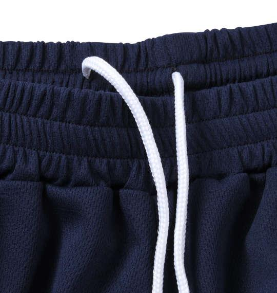 大きいサイズ メンズ Mc.S.P 吸汗速乾 半袖 Tシャツ + ハーフパンツ ネイビー × ピンク 1256-0220-2 3L 4L 5L 6L 8L