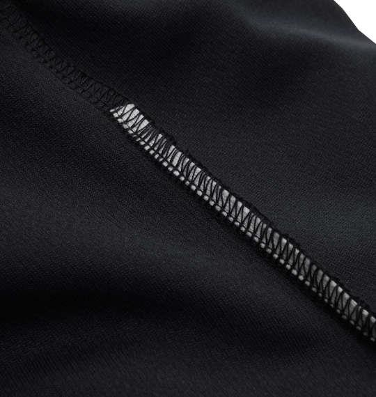 大きいサイズ メンズ Mc.S.P 吸汗速乾 半袖 Tシャツ + ハーフパンツ ブラック × レッド 1256-0220-4 3L 4L 5L 6L 8L