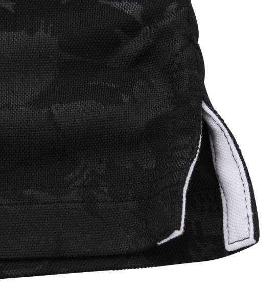 【golf1】大きいサイズ メンズ RUSTY GOLF カモフラ エンボス 半袖 ポロシャツ ブラック 1278-0205-2 3L 4L 5L 6L