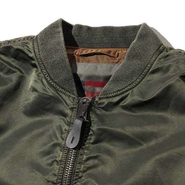 ブランドセール 大きいサイズ メンズ ALPHA INDUSTRIES アルファインダストリーズ MA-1 フライト ジャケット USA直輸入 mjl49001c1