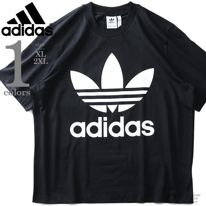 ブランドセール 大きいサイズ メンズ ADIDAS アディダス オーバーサイズ 半袖 Tシャツ USA直輸入 cw1211