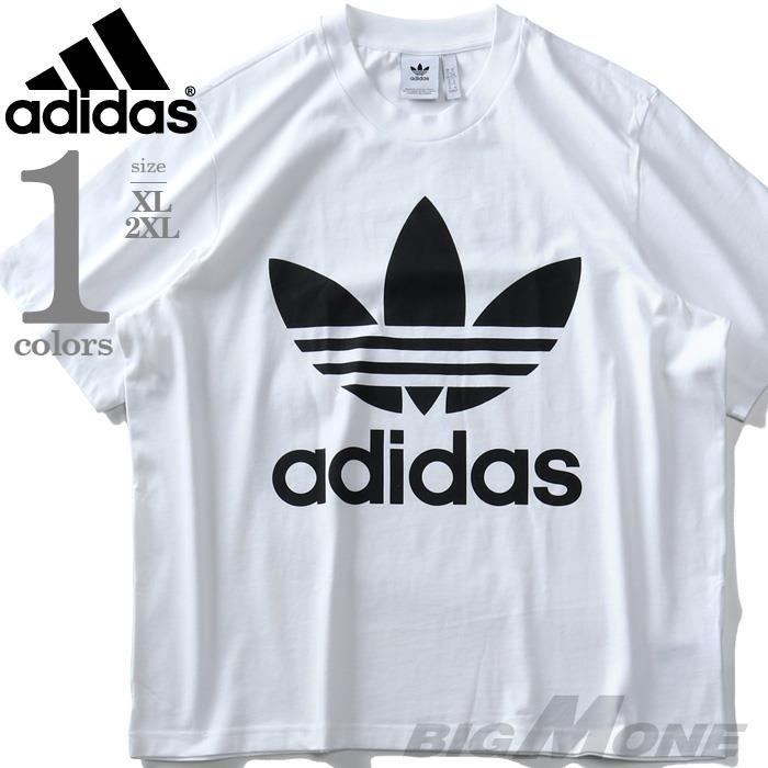 ブランドセール 大きいサイズ メンズ ADIDAS アディダス オーバーサイズ 半袖 Tシャツ USA直輸入 cw1212