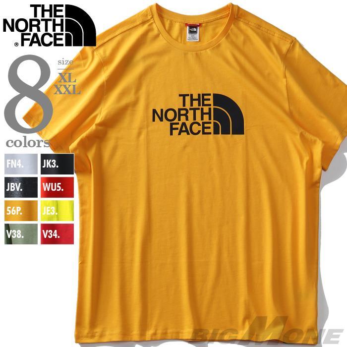 大きいサイズ メンズ THE NORTH FACE ザ ノース フェイス プリント 半袖 Tシャツ USA直輸入 nf0a2tx3