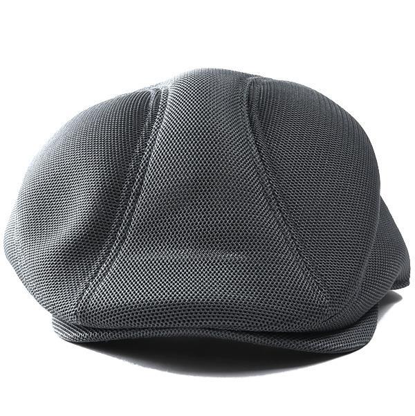 大きいサイズ メンズ AZ DEUX 総メッシュ ハンチング 帽子 az-200302