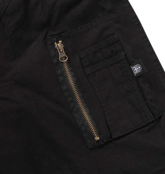 大きいサイズ メンズ BUNDESWEAR M-51 ツイル モッズ コート ブラック 1263-0300-2 3L 4L 5L 6L 8L