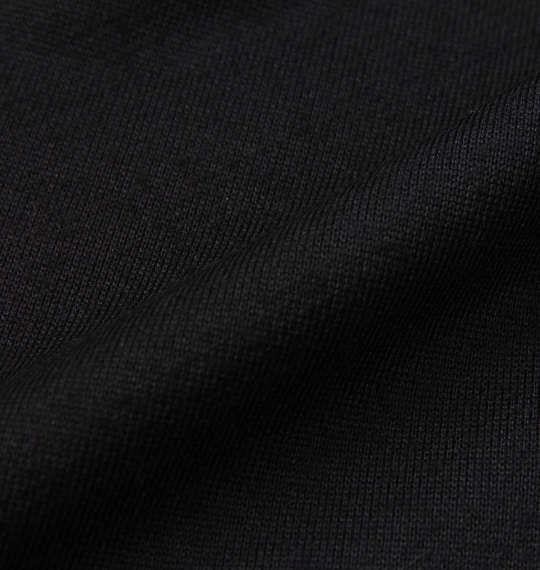 大きいサイズ メンズ DESCENTE ライトスムース ドライ スウェット ロング パンツ ブラック 1276-0311-2 2L 3L 4L 5L 6L