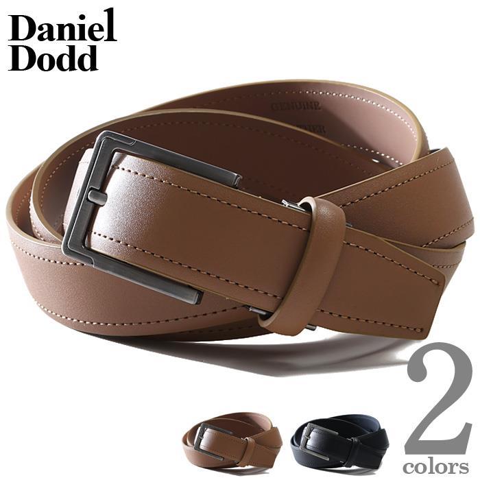 【冬最終】大きいサイズ メンズ DANIEL DODD ビジネス レザー ロング ベルト azbl-080l