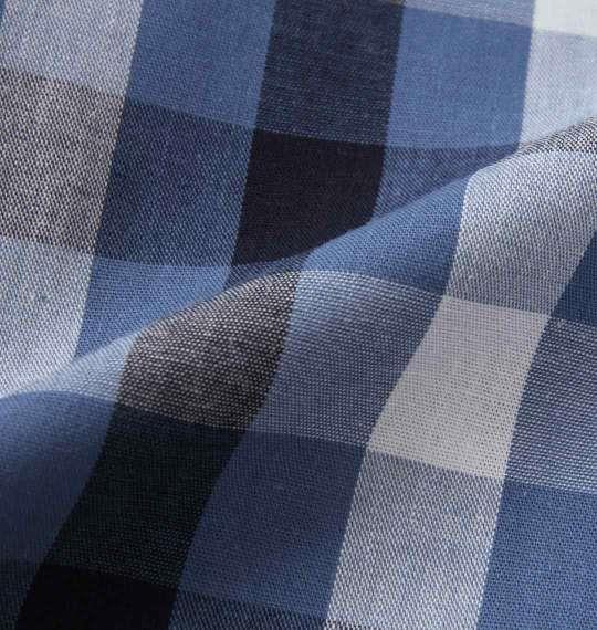 大きいサイズ メンズ Levi's 2P チェック柄 × ベアー柄 トランクス ブルー × チャコール系 1249-0302-1 3L 4L 5L 6L 8L