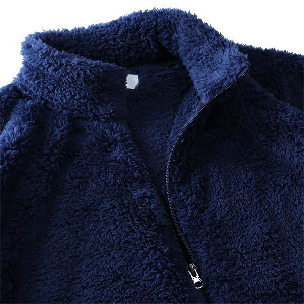 【bmo】【冬最終】大きいサイズ メンズ DANIEL DODD ボア フリース ジャケット 秋冬新作 936-cj200427