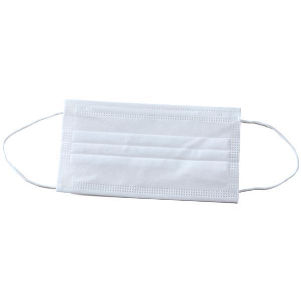 【ブラックフライデー】個別包装 3層構造 不織布 マスク 50枚入 ふつうサイズ m0052001