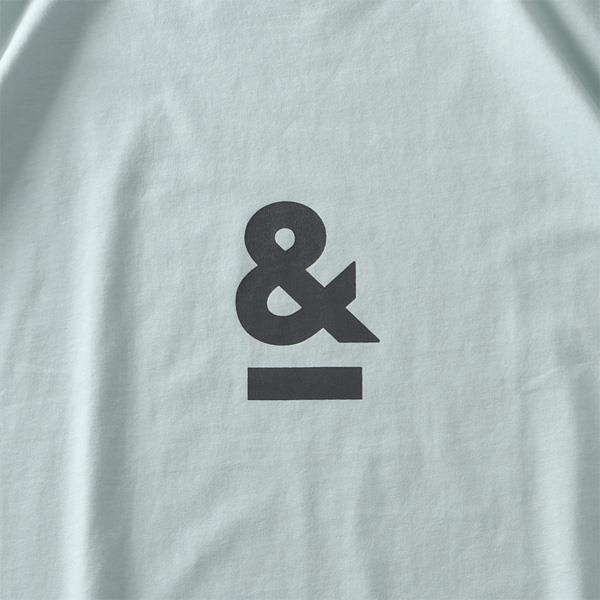 【SS0305】大きいサイズ メンズ DANIEL DODD オーガニックコットン プリント 半袖 Tシャツ & 春夏新作 azt-210213