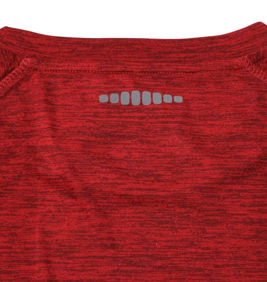大きいサイズ メンズ Mc.S.P DRYカチオン杢 半袖 Tシャツ + ハーフパンツ レッド × ブラック 1256-1210-3 3L 4L 5L 6L 8L