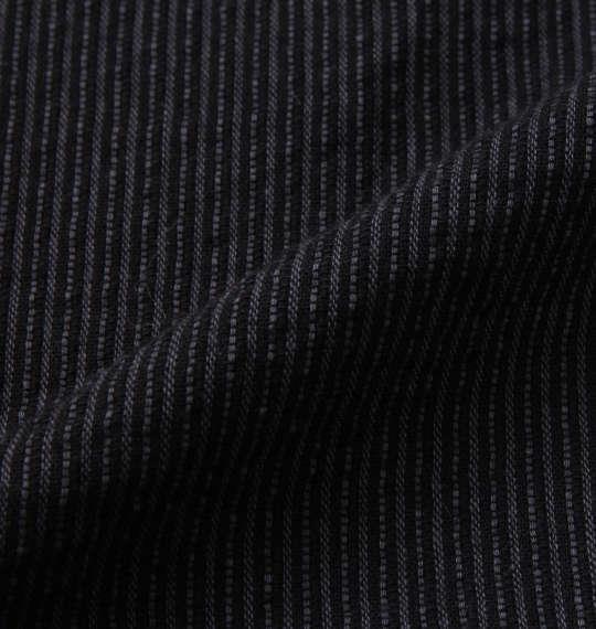 【2021jin】大きいサイズ メンズ Mc.S.P 甚平 ブラック 1259-1226-1 3L 4L 5L 6L 7L