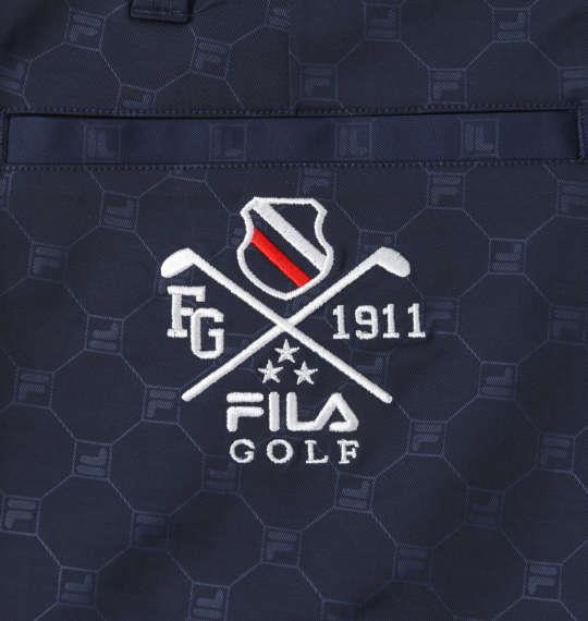 【golf2】大きいサイズ メンズ FILA GOLF ストレッチ ツイル パンツ ネイビー 1274-1240-1 100 105 110 115 120 130