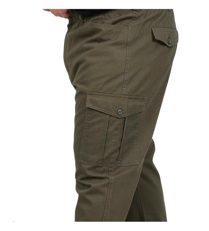 【ss0903】【ga0722】【hs0310】大きいサイズ メンズ DANIEL DODD シャーリング カーゴ パンツ テーパード azp-210103
