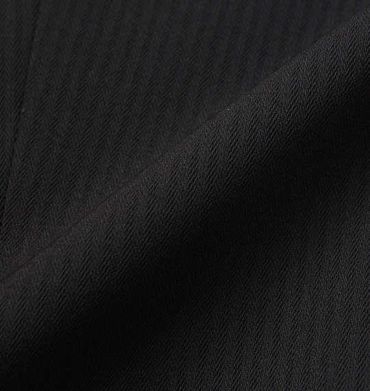 大きいサイズ メンズ 風通る スラックス ストレッチ ツータック パンツ ブラック 1274-1260-2 100 105 110 115 120 130 140 150 160