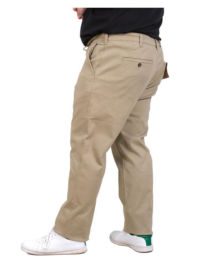 大きいサイズ メンズ DANIEL DODD ストレッチ ノータック チノ パンツ チノパン テーパード 春夏新作 azp-210101