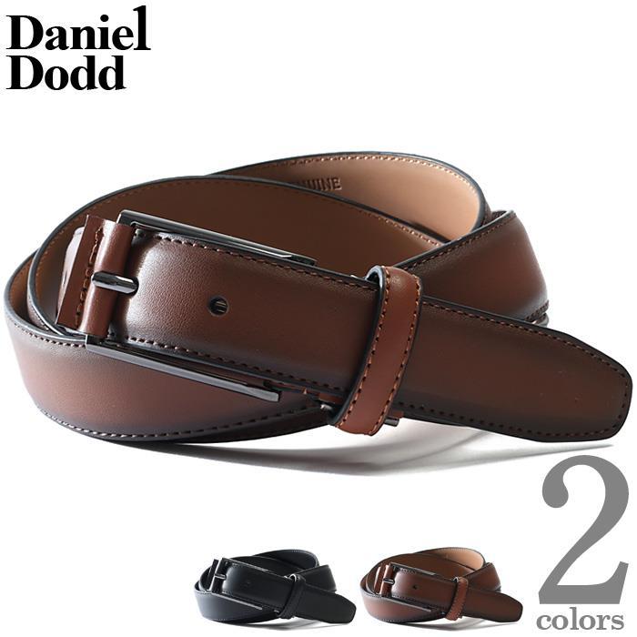 【ga0722】大きいサイズ メンズ DANIEL DODD ビジネス レザー ロング ベルト azbl-219003