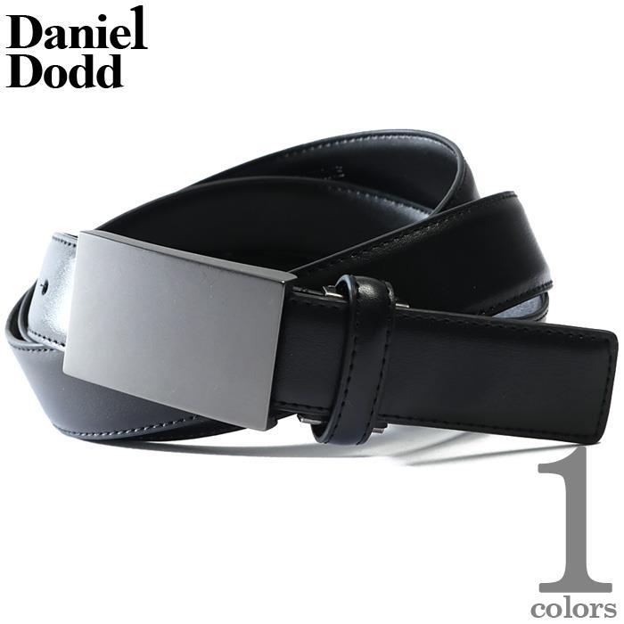 【ga0722】大きいサイズ メンズ DANIEL DODD バックル ビジネス レザー ロング ベルト azbl-219006