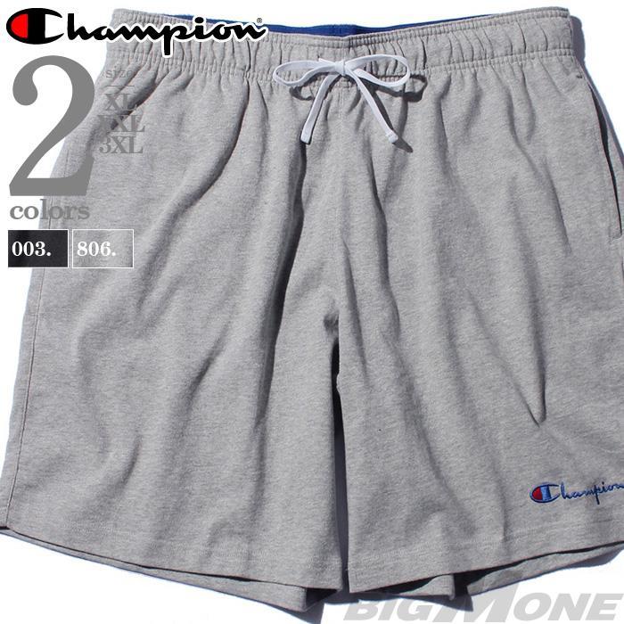 【bbar0610】大きいサイズ メンズ Champion チャンピオン ショーツ ショートパンツ ハーフパンツ USA直輸入 85839