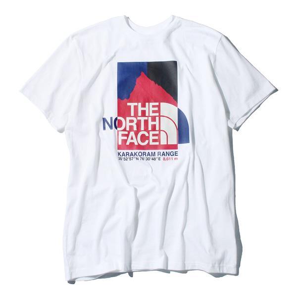 【ss0610】【bbar0610】大きいサイズ メンズ THE NORTH FACE ザ ノース フェイス プリント 半袖 Tシャツ USA直輸入 nf0a55ul