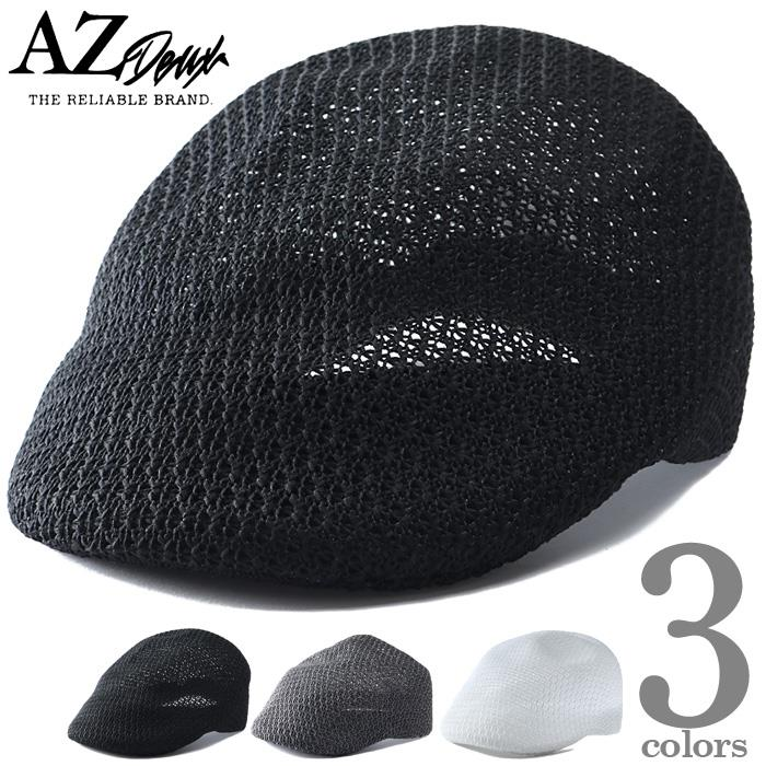 【ga0722】大きいサイズ メンズ AZ DEUX サーモ ハンチング 帽子 azh-210301