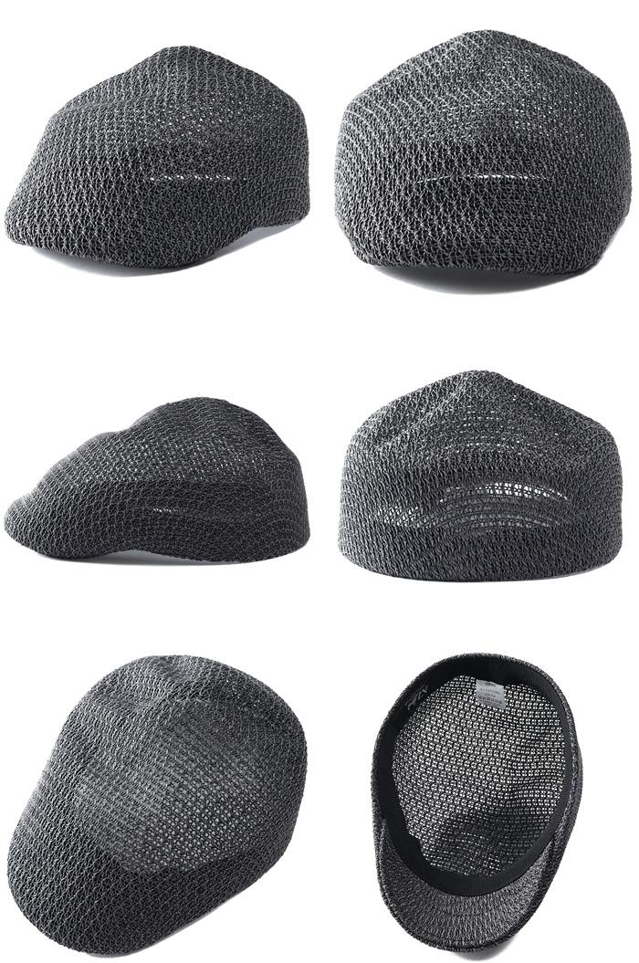 【ss0610】大きいサイズ メンズ AZ DEUX サーモ ハンチング 帽子 春夏新作 azh-210301