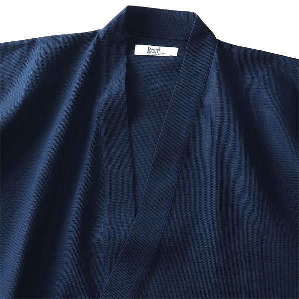 【ga0722】大きいサイズ メンズ DANIEL DODD ワッフル 甚平 春夏新作 azjin-210201