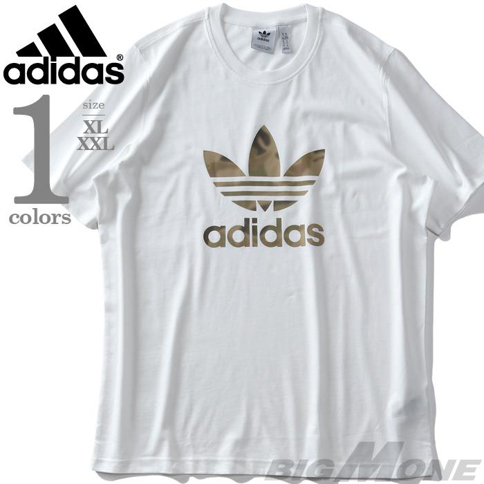 大きいサイズ メンズ ADIDAS アディダス プリント 半袖 Tシャツ CAMO INFILL TEE USA直輸入 gn1855