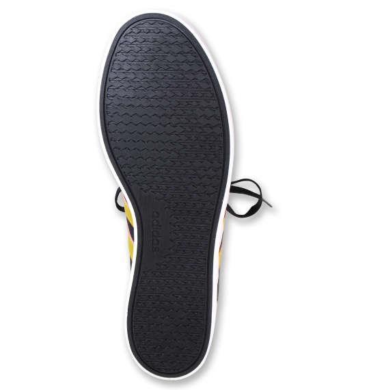 大きいサイズ メンズ adidas スニーカー BRAVADASKATE U コアブラック 1240-1334-2 30 31