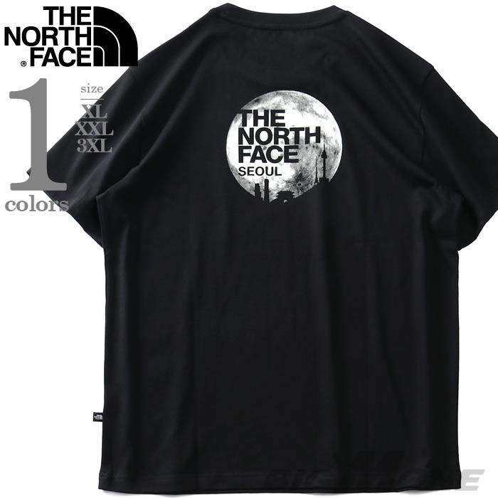 大きいサイズ メンズ THE NORTH FACE ザ ノース フェイス プリント 半袖 Tシャツ USA直輸入 nt7ul28